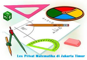 Les Privat Matematika jakarta timur